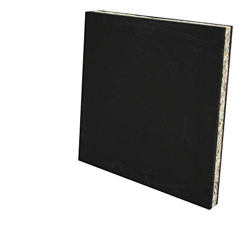 Stronghold Schaumscheibe Black Soft bis 20lbs - 60x60x5 cm; Zielscheibe für Pfeil und Bogen, Bogenschießen, Bogensport