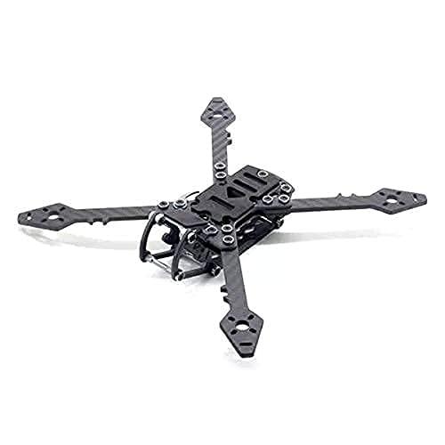 h-skrc Freestyle 250 248mm in Fibra di Carbonio True X RC Drone FPV Kit Telaio da Corsa 118g