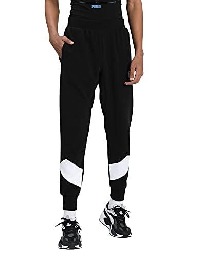 PUMA Rebel Pants TR Chándal, Hombre, Black, XL