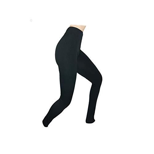 Trendcool. Leggins Térmicos Mujer. Mallas Térmicas Mujer Negras, Talla Única. Cómodos Leggins para Mujer Invierno. Pantalón Térmico. No Transparenta (1)