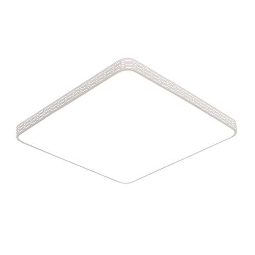 Famille ultradunne led-plafondlamp, sfeer, woonkamer, slaapkamer, warme verlichting JTD 53 * 4.5cm