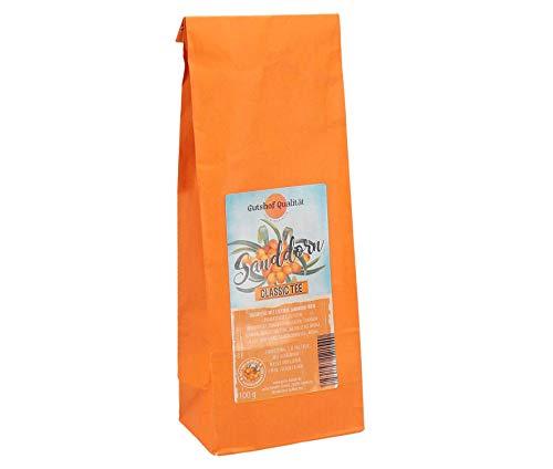 Avita Früchtetee Sanddorn Classic 100 g   loser Tee   keine Teebeutel   viel Vitamin C