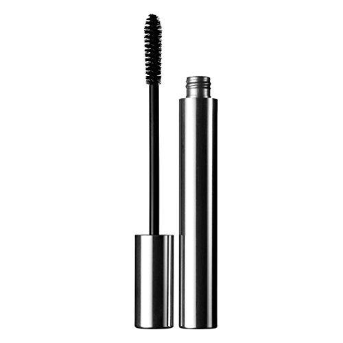 Shiseido Naturally Glossy Mascara 01 jet black, 1er Pack (1 x 6 g)