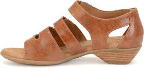 Comfortiva Women's, Reading Low Heel Sandals Cork 9.5 M