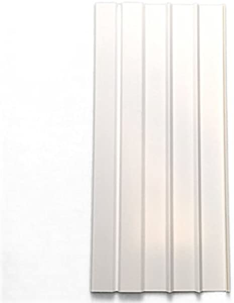 Mobile Home Skirting Box Of 8 White Panels 16 Wide By 35 Tall