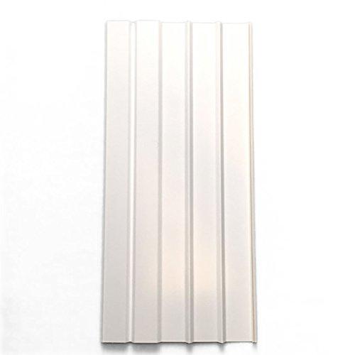 Amazon.com: Mobile Home Skirting Box of 8 White Panels 16
