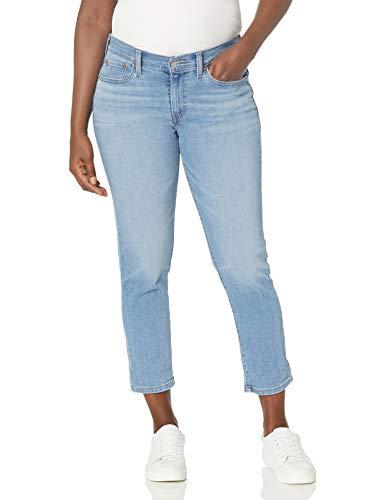 Levi's Women's New Boyfriend Jeans, oahu light, 29 (US 8)