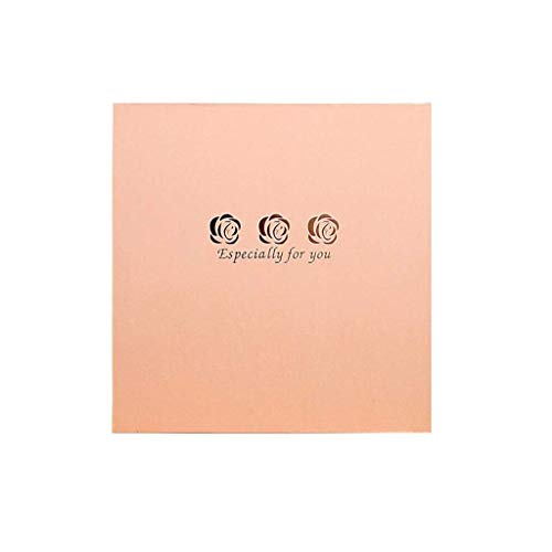 ASDWA Álbumes Álbum de Fotos Hecho a Mano para Bricolaje Álbum de producción Creativa Regalo 18 Pulgadas (Color: # 4)