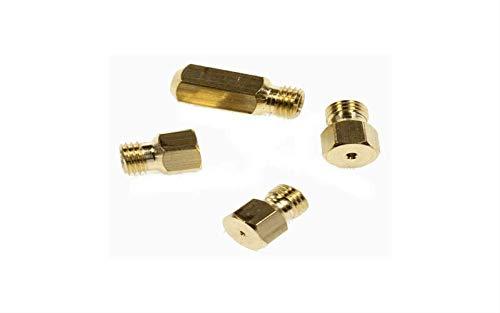 SACHET INJECTEURS GAZ NATUREL POUR TABLE DE CUISSON ELECTROLUX - 405518470