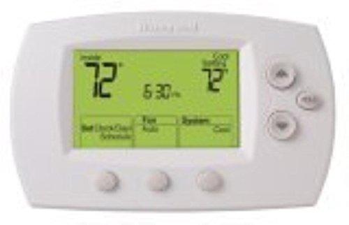 Honeywell TH6110D1005/U FocusPRO 6000 - Termostato programable, color blanco