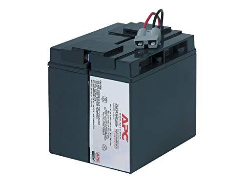 APC RBC7 batería de sustitución para UPS, compatible con los modelos SMT1500I...