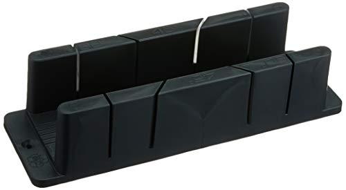 Draper 31209 - Scatola per sega per tagli obliqui, 290 x 58 x 56 mm