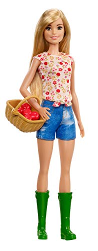 Barbie GCK68 Sweet Orchard Farm Dolls and Accessories