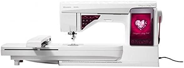 Máquina de coser y bordar Husqvarna Designer Ruby Royale + unidad ...