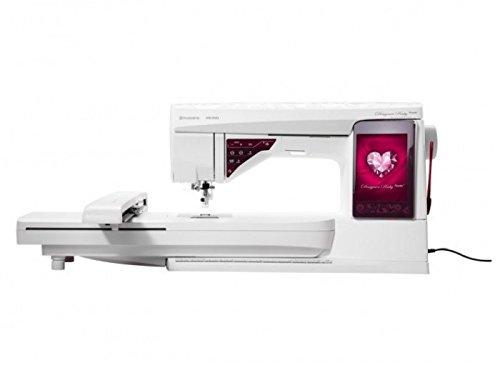 Husqvarna - Máquina de coser y bordado (360 x 200 cm), diseño de Ruby Royale