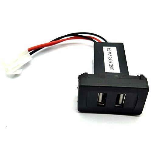 Accesorios de reparación de automóviles Cargador de coche USB cargador de coche...