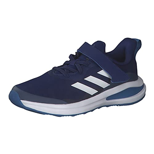 adidas Fortarun EL K, Zapatillas de Running, AZUVIC/FTWBLA/AZUFOC, 35 EU