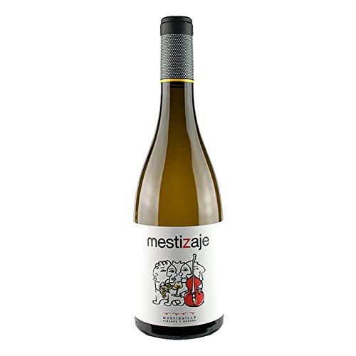Mestizaje Blanco 2016, Vino, Blanco, Vino de España, España
