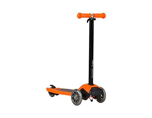 Mountain Buggy Freerider Scooter schwarz/orange