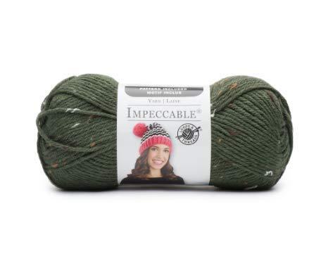 Loops & Threads Impeccable Yarn - Camo Tweed