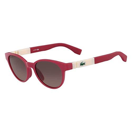 Lacoste L3626S, Injected - Gafas de Sol Fucsia Unisex para Adulto, Multicolor, estándar