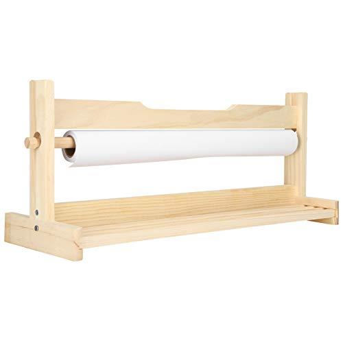 Papierrollen-Spender, 70G-Papierpapier-Tischrollen-Spender mit hoher Dichte Staffelei Papierrolle für Schüler im Klassenzimmer
