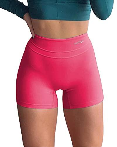 TomTiger Yoga Shorts for Women Tumm…