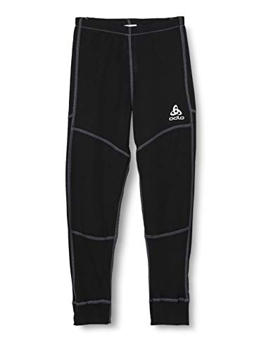 Odlo Kinder Pants X-Warm Kids Hosen, black, 140