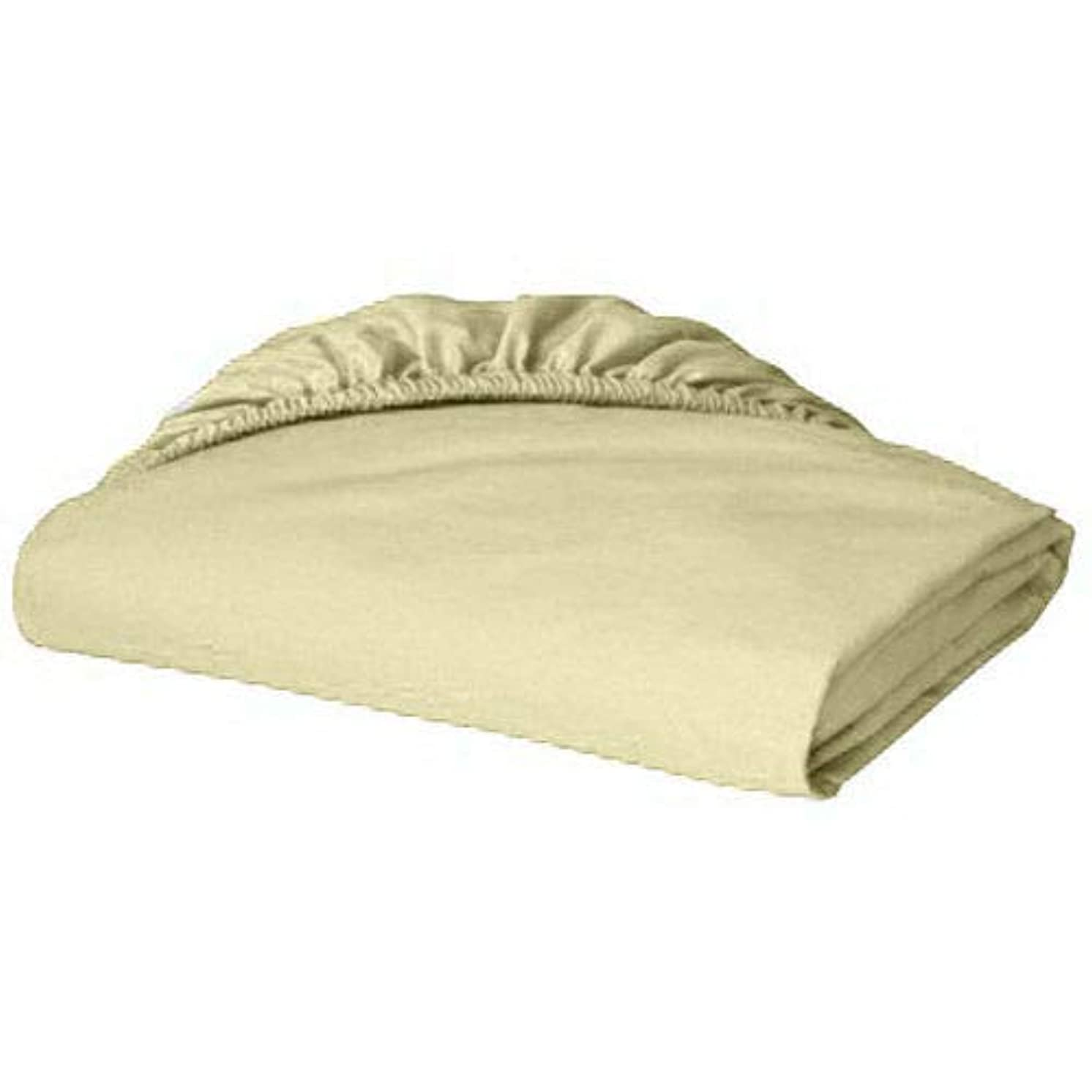 California Bedding Hotel Luxury 600 TC Long-Staple Egyptian Cotton Queen 60x80 Size 1 Fitted Sheet Only Fits Mattress 6