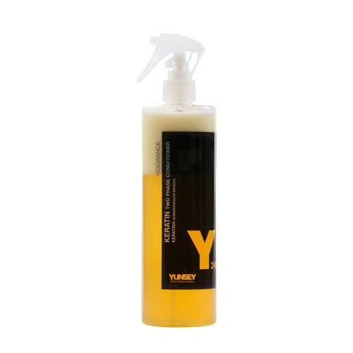 Yunsey Spray bi-phase Keratina 24 K 500 ml