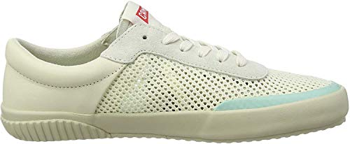 CAMPER Damen Peu Rambla Vulcanizado Sneaker, Pink (Light Beige 270), 40 EU