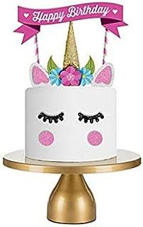 Unicorn Cake Topper / DIY / Kids Party Decoration