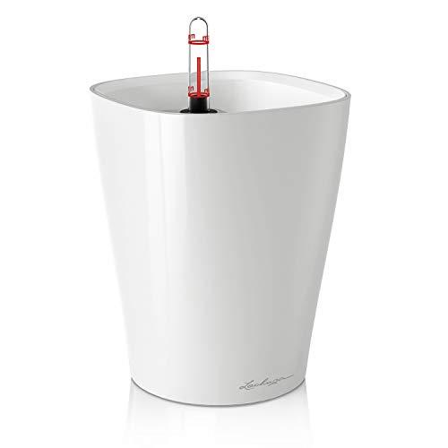 Lechuza 14900 Deltini Premium Kit, Blanco, 14x14x18 cm