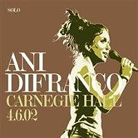 Carnegie Hall 4.6.02  (Digipack)