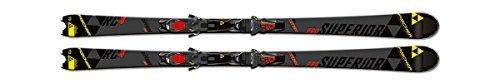 Fischer RC4Superior Pro Downhill Ski schwarz schwarz 160