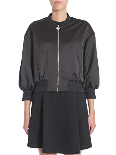 Carven Luxury Fashion Donna 3002V224999 Nero Giacca Outerwear | Stagione Outlet