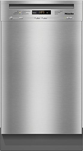 Miele G4722 SCU Unterbaugeschirrspüler/A++ / 197 kWh/Jahr / 2940 L/Jahr/edelstahl/Besteckschublade