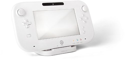 JAZZ Charging Stand - for Wii U, white