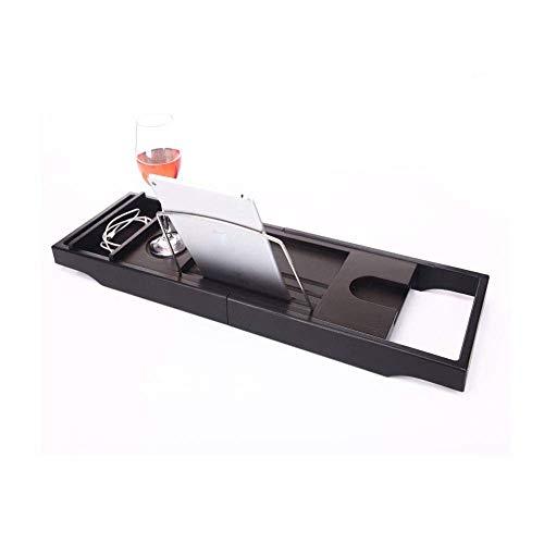 XHLLX Bandeja de la bañera Moderna, para una o Dos Personas, bañera y Bandeja de Cama.