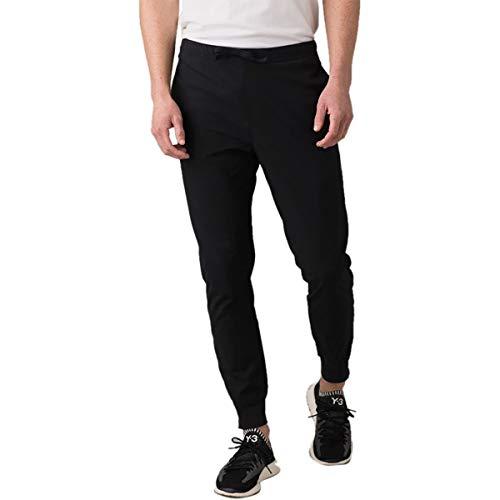 Prana Pantalón Pilot Rock para Hombre - Entrepierna de 76,2 cm, Negro, Grande