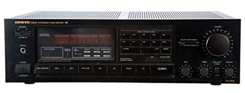Onkyo TX-7530 HiFi Stereo Receiver in schwarz