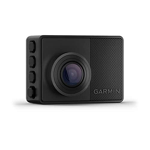 Garmin Dash Cam 67W, 1440p angolo 180 gradi, GPS, display LCD, controllo vocale, sorveglia l'auto in sosta, salvataggio in cloud