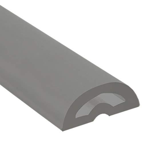 Einlinige Chamäleon-Bodendichtung für Dusche und Nassraum, 1200 mm, Grau