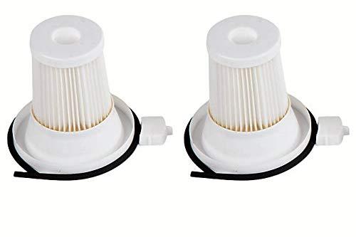Set 2 Filtros Hepa para Aspiradora Vertical Aspiromatic / Airvac