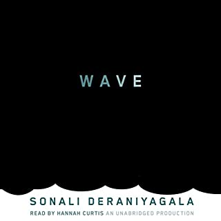 Wave audiobook cover art