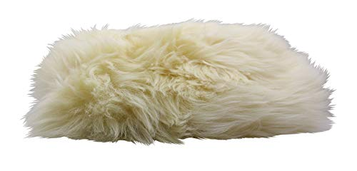 CLEANEXTREME Lammfell Auto Waschhandschuh SHEEPY - Premium Qualität - Reinigungshandschuh für die Autowäsche Außen Reinigung