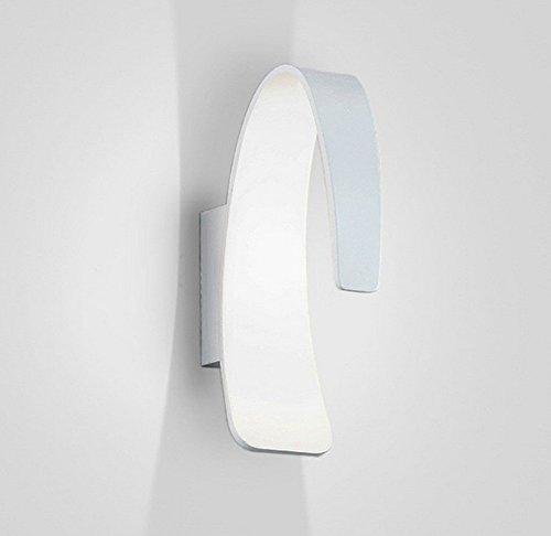 Moderne Minimaliste Classique Lampe Décoration de Maison Haut de gamme LED Mur Lampe Creative Appartement Allée Chambre Lampe , 2