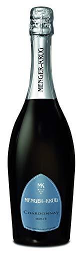 Menger Krug Chardonnay Brut Sekt, 1er Pack (1 x 0.75 l)