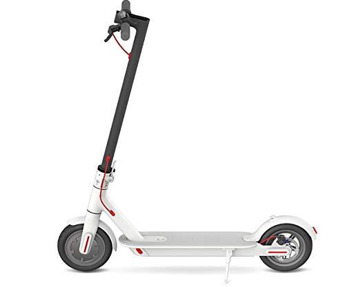 Xiaomi - MI Electric Scooter Monopattino Elettrico Pieghevole, velocità Fino a 25 km / h e autonomia Fino a 30Km,...