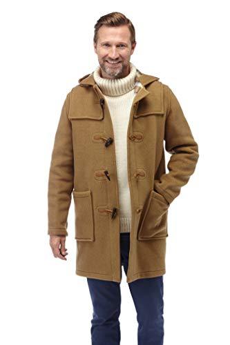 Montgomery Duffle Coat pour Homme Chameau 48